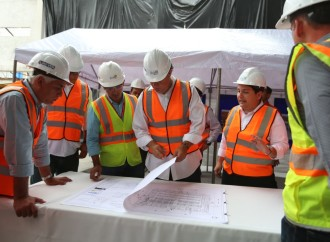 Construcción de nuevas instalaciones del mercado público de la ciudad de Colón tiene 23% de avance