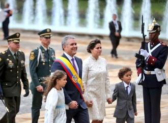 Presidente Varela y vicepresidenta de Saint Malo de Alvarado participan en investidura del mandatario colombiano Iván Duque