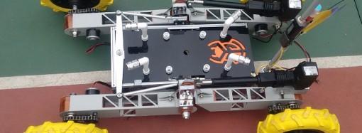 Vehículo colombiano de exploración espacial concámaras Axis será exhibido en Feria de Seguridad