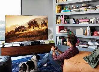 Los eventos deportivos impulsan ventas de televisores Samsung hasta en un 25% en Latinoamérica