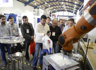 Fuerte presencia extranjera en la Feria Internacional Industrial de Bogotá