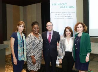 Vince Molinaro, Global Director de Lee Hecht Harrison presentó en Panamá su bestseller: El Contrato del liderazgo