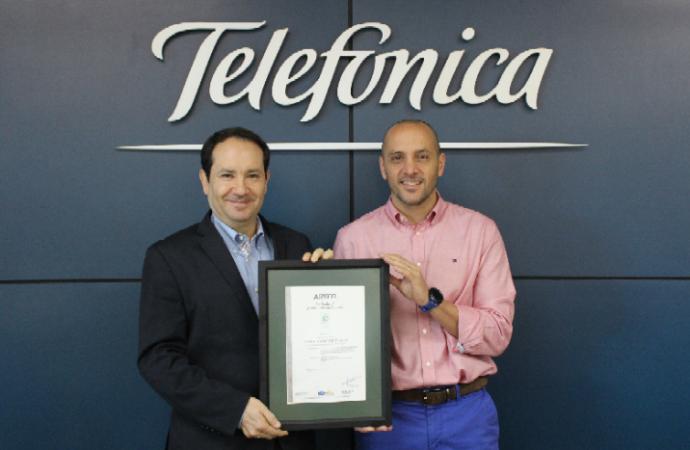 Telefónica Centroamérica obtiene la Certificación del Sistema de Gestión Ambiental ISO 14001:2015