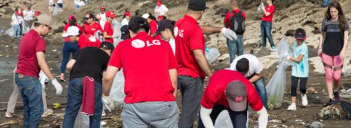 LG Electronics afirma sus principios como una organización comprometida con la Sociedad Panameña