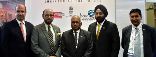 India fortalece lazos con Colombia enFeria Internacional Industrial de Bogotá