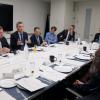 Presidente Macri sostuvo reunión con un grupo de inversores en Nueva York