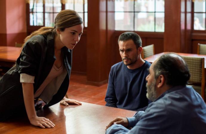 Distrito Salvaje llega a Netflix el 19 de Octubre