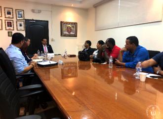 Trabajadores del proyecto Cobre Panamá se reúnen con el Ministro de Trabajo