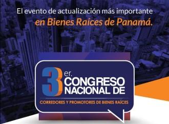 3er. Congreso Nacional de Corredores y Promotores de Bienes Raíces