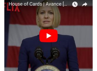 Netflix presenta nuevo teaser de la sexta temporada de #HouseOfCards