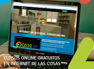 En octubre inicia segundo curso de Internet de las Cosasque imparten Samsung y el LSI-TEC