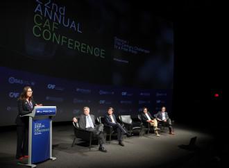 CAF plantea 4 desafíos de América Latina en su 22ª conferencia anual