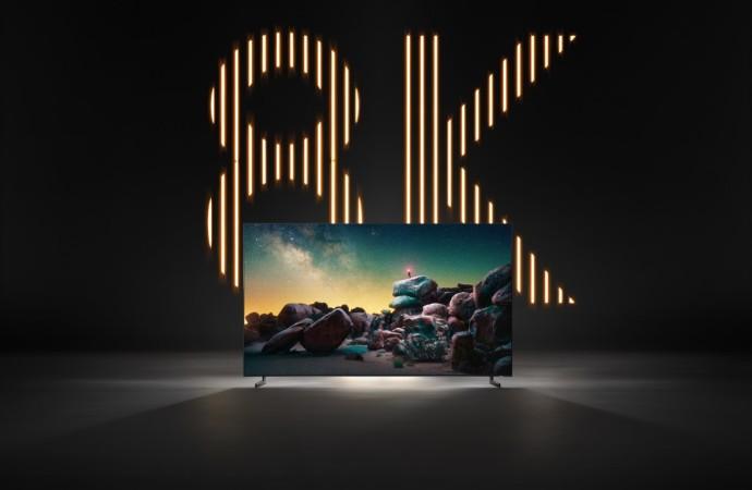 Samsung presenta la resolución Real 8K y 8K AI Upscaling para QLED 8K en IFA 2018