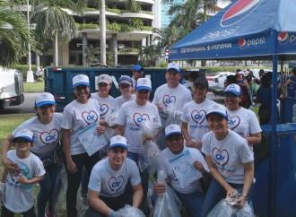 Cervecería Nacional participa de la 27°Jornada de Limpieza de Playas