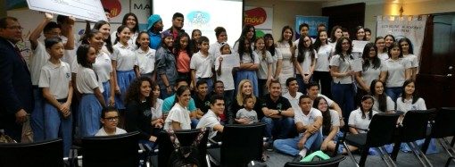 Fundamorgan participó en la premiación del Reto Anti-Bullying