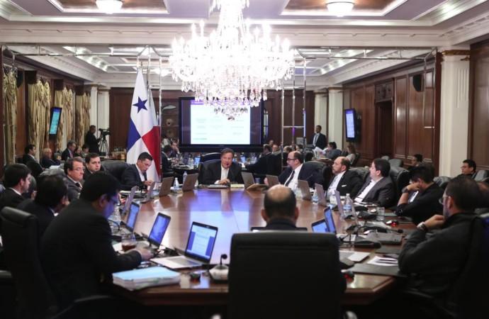 """Gabinete aprobó resolución para declarar de """"interés público"""" el cuarto puente sobre el Canal y el proyecto de decreto para la estructura financiera para la concesión de la obra"""