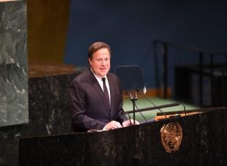 Panamá renueva su compromiso con el aporte activo y constructivo a la agenda de paz global