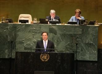 Palabras del presidente Juan Carlos Varela durante la 73a. Asamblea General de las Naciones Unidas