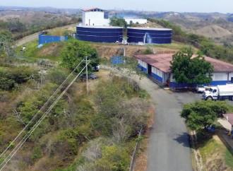 Finaliza construcción de línea eléctrica hacia Potabilizadora de La Villa de Los Santos