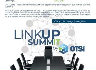 Costa Rica es sede de LinkUp Summit Convención de Tecnología Especializada
