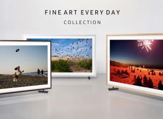 """Samsung se asocia con Magnum Photos para presentar la colección""""Fine Art, Everyday""""en The Frame"""