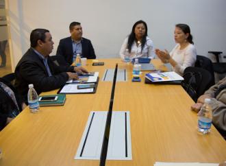 Ministerios de Trabajo de Panamá y Colombia intercambian experiencias en materia de desarrollo laboral y políticas de empleo