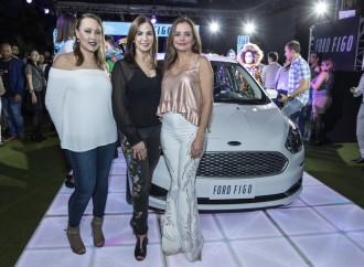 Ford presenta en Panamá el nuevo Figo 2019