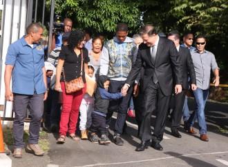 Educación, salud y desarrollo agropecuario de la comarca marcaron agenda de trabajo semanal del Presidente Juan Carlos Varela