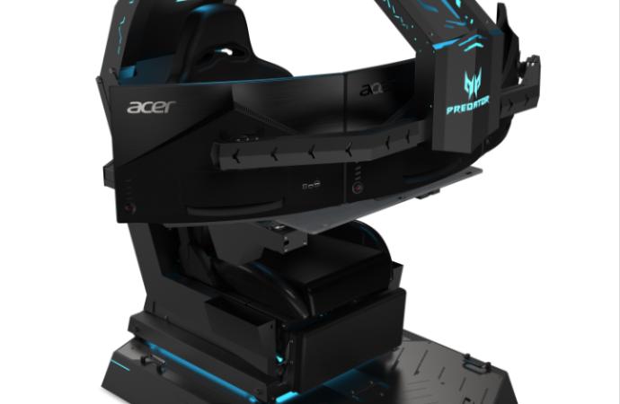 Acer presenta 5 gadgets con los que muchos gamers y amantes de la tecnología se obsesionarán