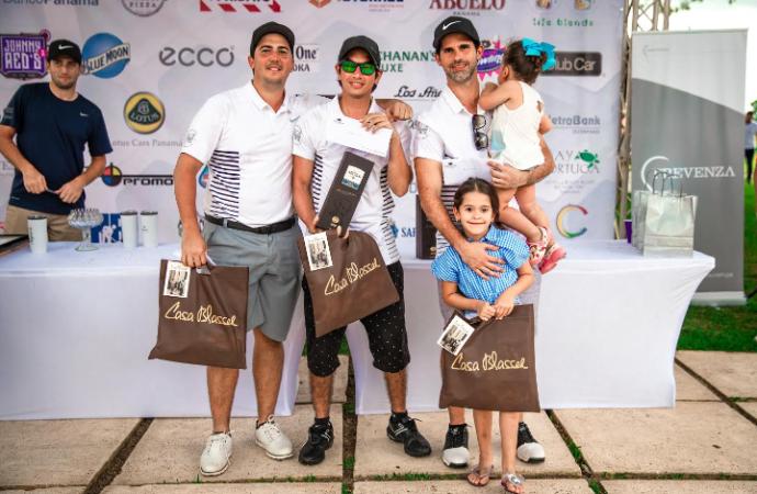 Faydola Invitational celebró su XI torneo de golf