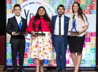 AIESEC en Panamá premia a Dell, Sanofi y la USMA por trayectoria de alianza
