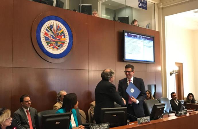 AWS y la OEA trabajarán en conjunto para apoyar a los países de América Latina ante posibles desastres naturales
