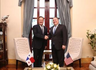 Panamá y Estados Unidos ratifican su alianza estratégica tras visita de Secretario de Estado