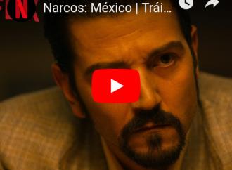 Mira el tráiler oficial para Narcos: México