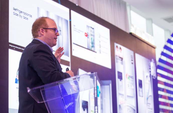 Samsung Electronics presentó a la región su nueva generación de refrigeradoras