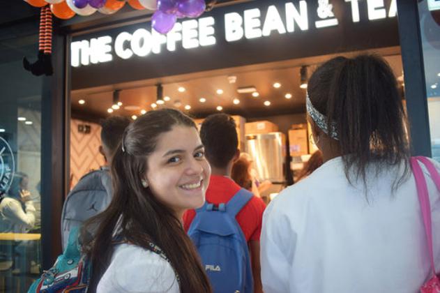 Coffee Bean inaugura su novena tienda