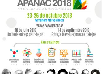 Hoy arranca el  XVII Congreso Nacional de Ciencia y Tecnología 2018