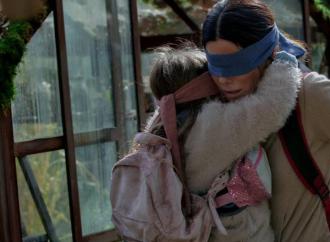 Nunca pierdas de vista la supervivencia, Netflix estrena nuevo tráiler de Bird Box