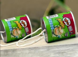 Pringles celebra su 50 aniversario invitando a compartir momentos divertidos y únicos