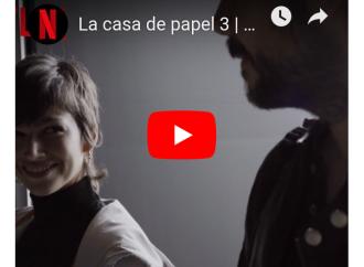 Netflix comienza la producción de la Tercera Parte de La Casa de Papel