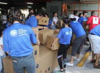 Procter & Gamble apoya a las comunidades con productos de higiene de primera necesidad