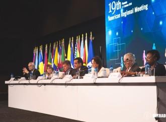 Ministro de Trabajo de Panamá aboga por el fortalecimiento del diálogo social en la región americana