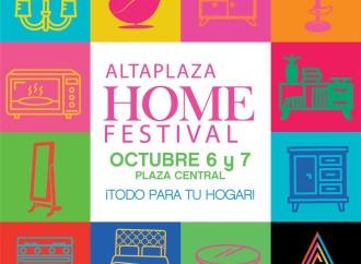 AltaPlaza Mall será sede de la segunda edición delAltaPlaza Home Festival