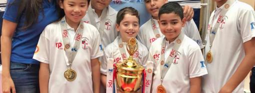 Escuela Episcopal de Panamá se alza como equipo campeón del primer torneo de Ajedrez Escolar