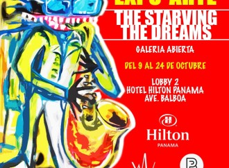 "Hilton Panama presenta exposición ""The Starving The Dreams"""