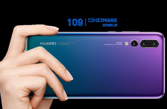 El HUAWEI P20 Pro sigue siendo el smartphone con la mejor cámara de acuerdo a DxOMark