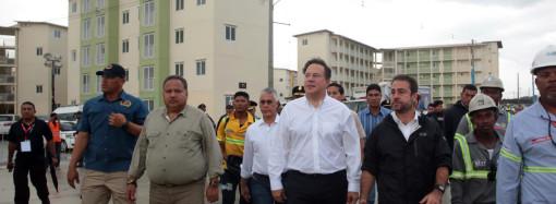 Presidente Varela cumplirá agenda de trabajo en Colón, entregando apartamentos nuevos y restaurados con sanidad básica y mejor calidad de vida