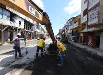 Más de 150 toneladas de basura se recogieron en operativo de limpieza en la ciudad de Colón