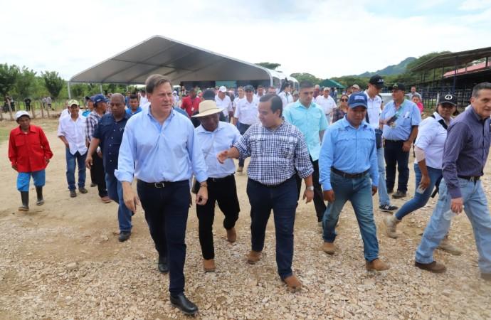 Gobierno invierte 700 millones de balboas en el sector agropecuario