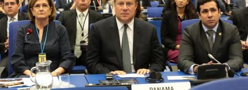 Presidente Juan Carlos Varela asiste como invitado de honor a Conferencia contra la Delincuencia Transnacional en las Naciones Unidas en Viena